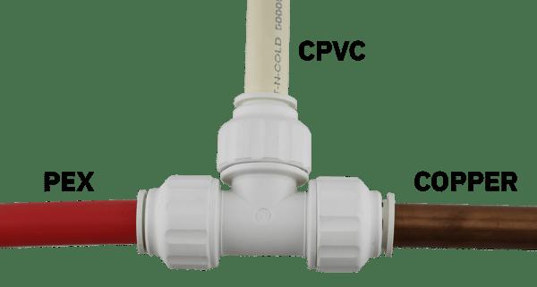 Twistloc Pipe Types