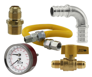 boiler and hydronic product assortment
